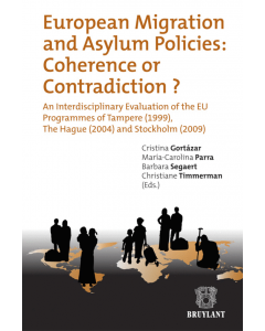 European Migration and Asylum Policies: Coherence or Contradiction