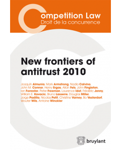 New frontiers of antitrust – 2010