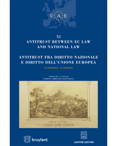 Antitrust between EU law and National law / Antitrust fra diritto Nazionale e diritto dell'Unione Europea