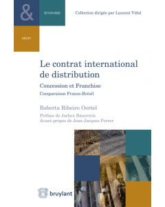 Le contrat international de distribution