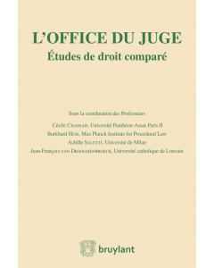 L'office du juge