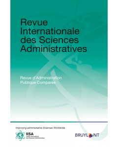 Revue Internationale des Sciences Administratives (Rev. intern. sc. admin.)