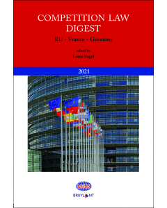 Competition Law Digest