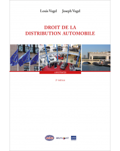 Droit de la distribution automobile