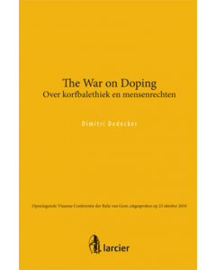 The War on Doping
