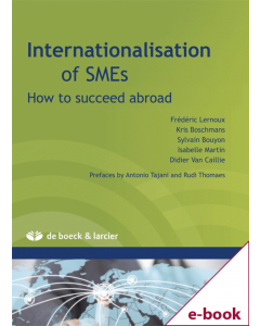 Internationalisation of SMEs
