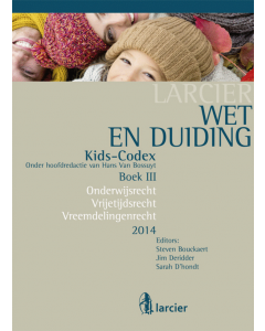 Wet & Duiding Kids-Codex Boek III