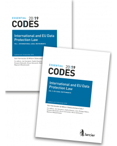 International and EU Data Protection Law