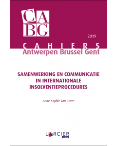 Samenwerking en communicatie in internationale insolventieprocedures