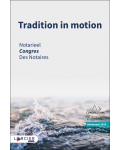 Tradition in motion