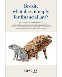 Brexit, what does it imply for financial law?